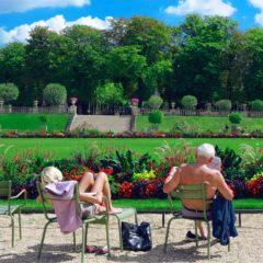 Luksemburški park – najlepša zelena oaza Pariza