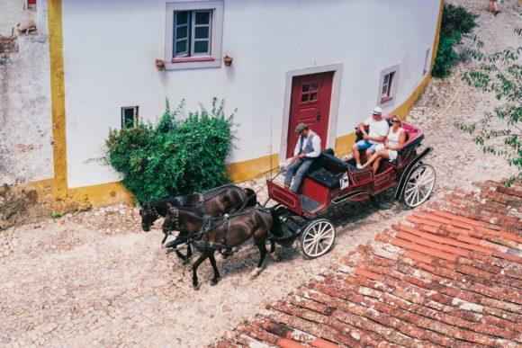 Obidos je grad portugalskih kraljica