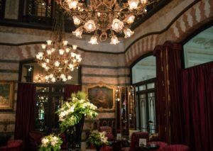 Pera Palace- the famous Istanbul hotel wAgata Kristi, Tito, Greta Garbo stayed…