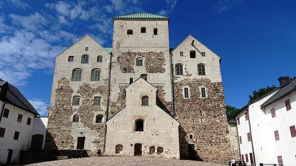 Odličan način da započnete upoznavanje istorije Turkua je poseta gradskom zamku