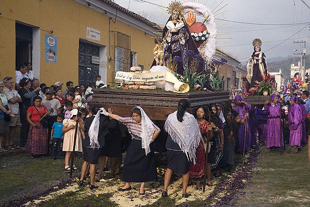 Uskršnji festival u Antigvi je najveća uskršnja proslava na svetu