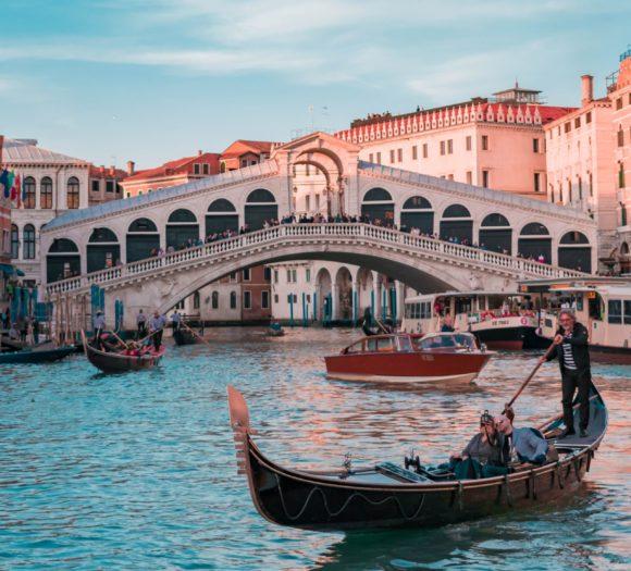 Venecija u italiji