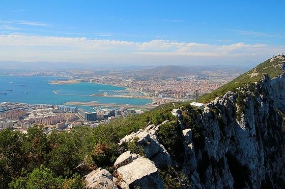 Gibraltarska stena nekada je bila poznata kao Herkulovi stubovi