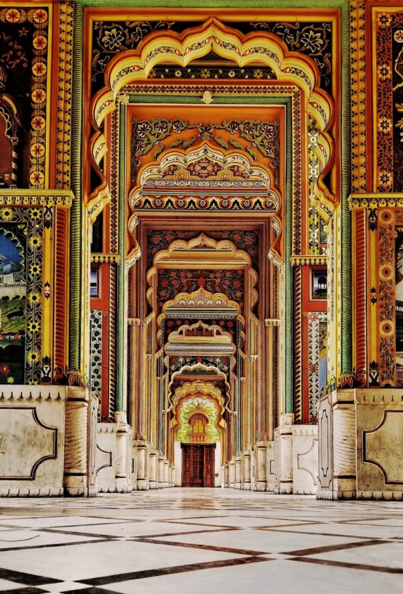 Patrika Gate u Dzajpuru