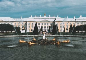 Peterhof - the most magnificent palace of imperial Russia