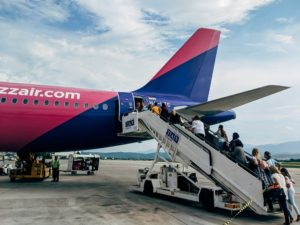 Wizz Air has been renewing its flights in Europe since May 1st