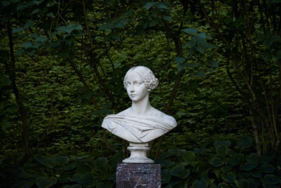 Peterhof statues