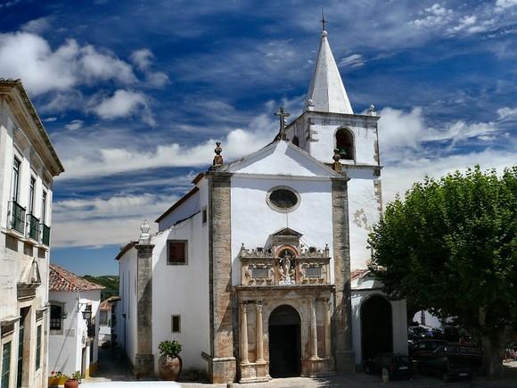 Crkva svete Marije jeglavna crkva u Obidušu