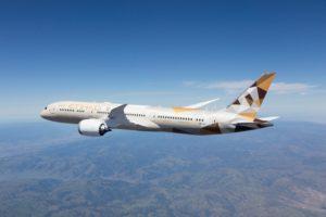 Etihad Airways nastavlja da povećava broj letova