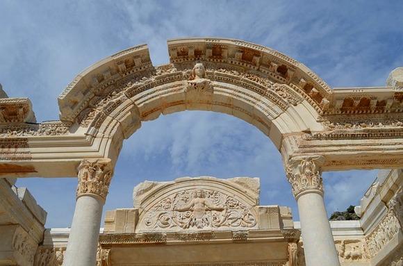 Efes je značajno arheološko nalazište i turistička atrakcija