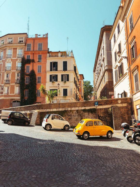 Rim sada izgleda kao za vreme cuvenog feroagosta