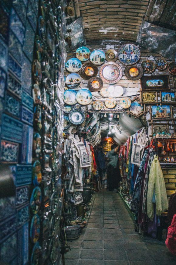 Bazar Uzbekistan