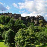 Edinburški dvorac je najznačajnija atrakcija grada