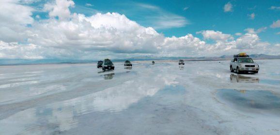 Salar de Uyuni – najlepše nestvarno mesto sveta