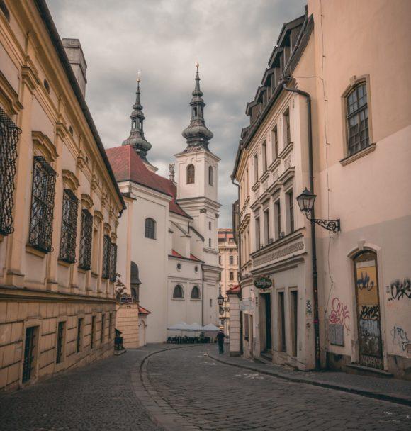 Brno je pored Praga prestonica Ceske