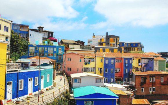 Valparaiso i Santjago su prestonice Cilea