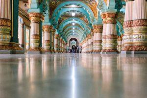 Ova prelepa palata je posle Tadž Mahala najposećenija atrakcija Indije