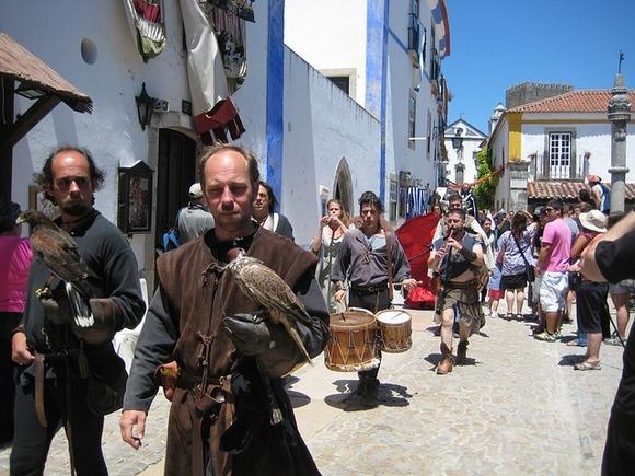 U Obidušu se svake godine održava srednjovekovni sajam