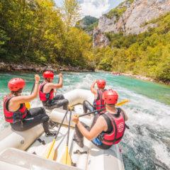 Rafting Centar Drina-Tara: najbolji izbor za aktivni odmor