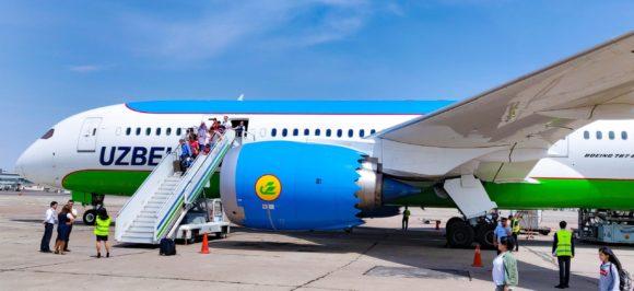 Prevoz Uzbekistan