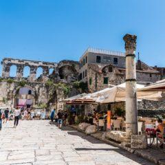 Dioklecijanov akvadukt – drevni tunel ispod Splita