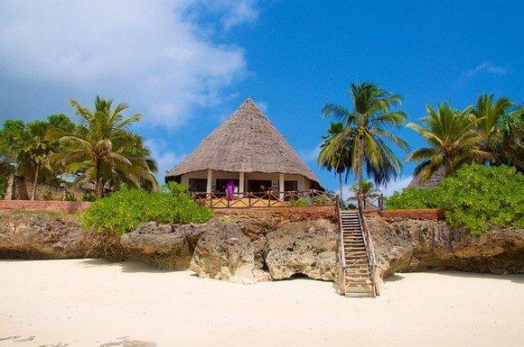 Zanzibar oblikuje smeštajem za svačiji džep