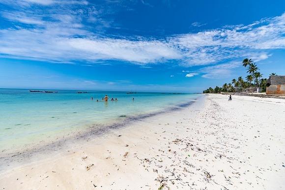 Najbolje plaže Zanzibara nalaze se na severu