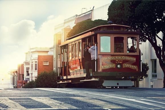 Žičara u San Francisku zaštićena je kao nacionalni spomenik