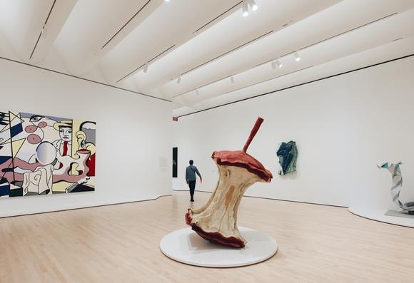 Nakon velikog projekta obnove, Muzej moderne umetnosti San Franciska (SFMOMA) otvoren je 2016. godine