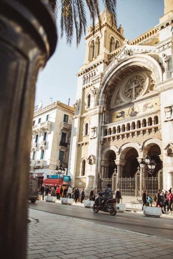 Tunis je novi Rim