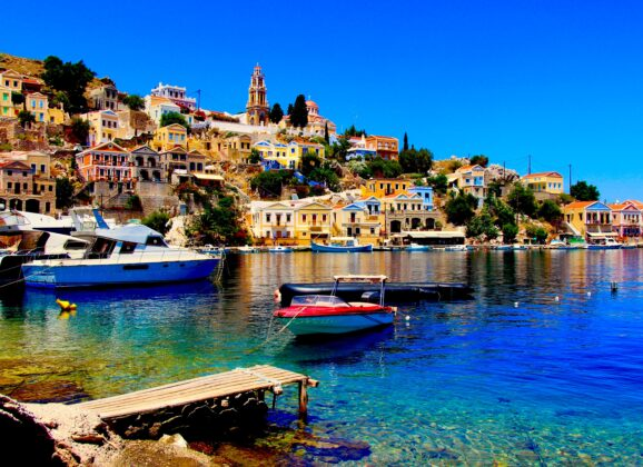 Simi – 5 razloga da posetite ovo nestvarno grčko ostrvo