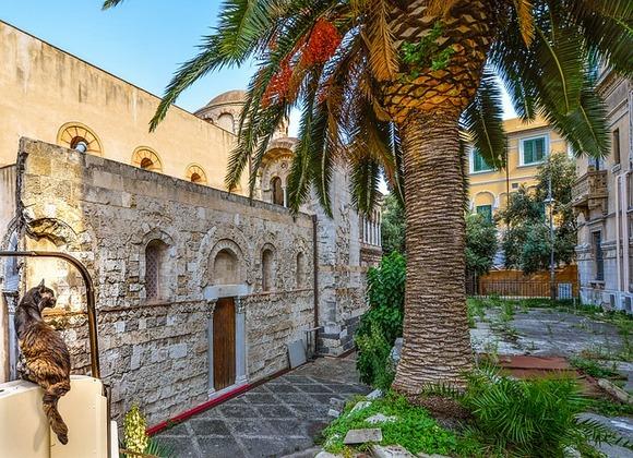 Mesina je važna strateška luka na Siciliji