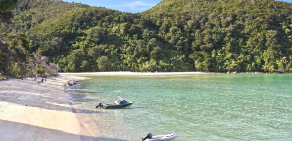Nacionalni park Abel Tasman u 4k Ultra HD – najlepša oaza Novog Zelanda