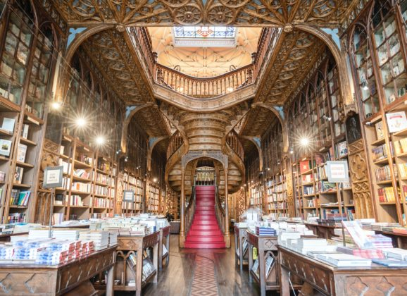 Neverovatna mesta sveta – knjižara Lello u Portu