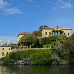 7 najlepših vila koje se nalaze na jezeru Komo