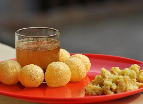 Panipuri – najpopularnija street food hrana u Indiji