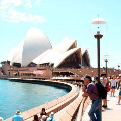 Sidnejska opera – simbol Australije