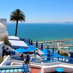 Sidi Bu Said – plavo-beli grad umetnosti