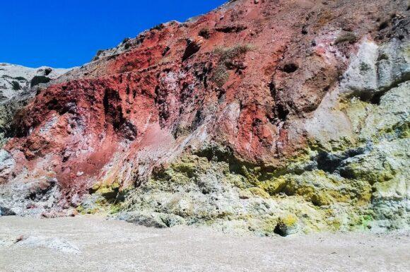 Na jugoistoku ostrva nalazi se fantastična plaža Paliohori