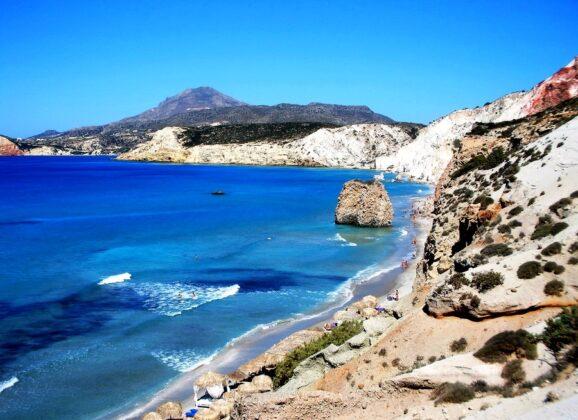Najlepše plaže ostrva Milos