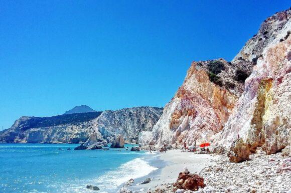 Posle avanturističke plaže Tsigardo, nailazite na spektakularnu plažu Firiplaka