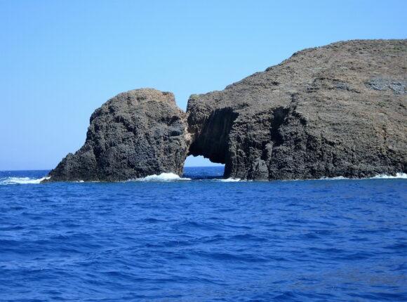 Ostrvca Glaronisia predstavljaju pravo remek-delo prirode
