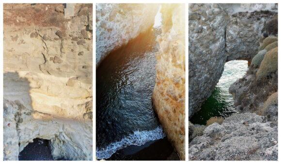 Blizu pećine Papafragas možete videti ostatke drevnog grada Filakopi, nekadašnje prestonice ostrva Milos