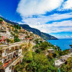Najlepši gradići obale Amalfi