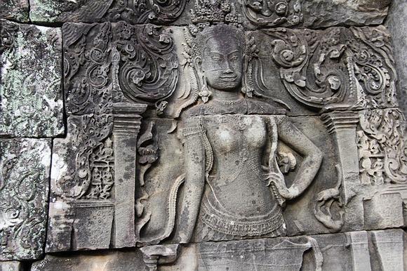 Jedan od onih 38 vladara Kmerskog carstva bio je i Džajavarman VII, suveren nezajažljivog građiteljskog apetita