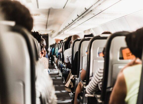 Kolike su šanse da se zarazite koronom u avionu?