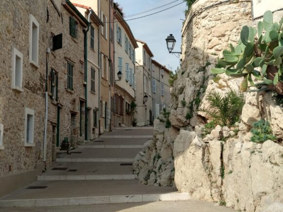 Antibi - Stari grad