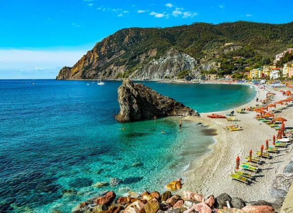 Cinque Terre: Upoznajte Monterosso al Mare