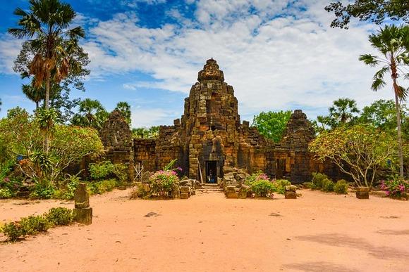 Angkor se nisu usudili da diskredituju ni Crveni Kmeri