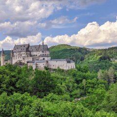Najlepši zamci Luksemburga